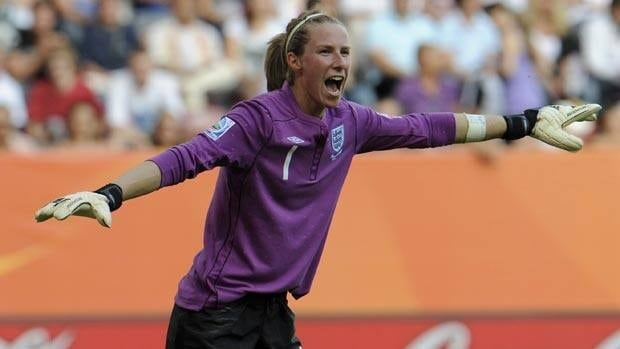 England goalkeeper Karen Bardsley should be kept busy by France's forwards on Saturday.