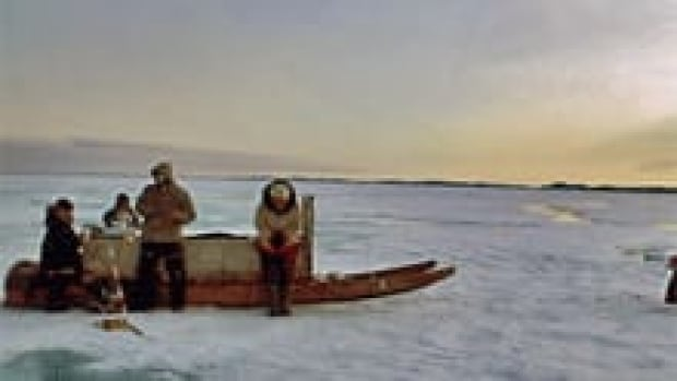 Canadian Rangers have been sent to Yellowknife to build more than 30 traditional qamutik sleds, such as the one shown in this photo from Igloolik, Nunavut. The qamutiks will be used for Arctic sovereignty patrols.