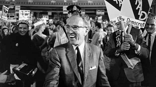 The federal government is appealing a Federal Court order to consider releasing more of its files on Tommy Douglas.