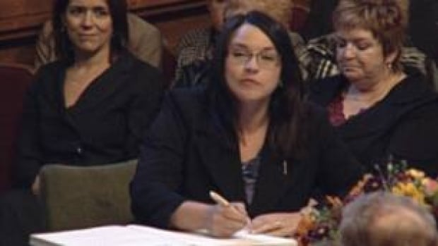 Justice Minister Marie-Claude Blais said she will consider changes to the New Brunswick Insurance Board.