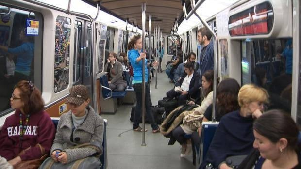The STM will have carried riders about 405 million times in 2011.