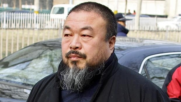 Chinese artist Ai WeiWei, shown Dec. 23, 2009, has been released from a Chinese prison, state media are reporting.