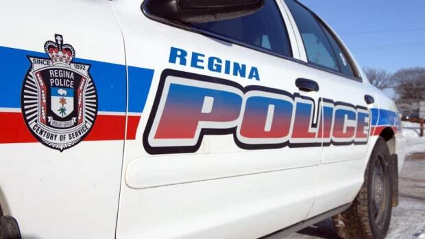 Former Regina police officer Robert Power received a conditional discharge in connection with an assault two years ago on an intoxicated man at a city detox centre.
