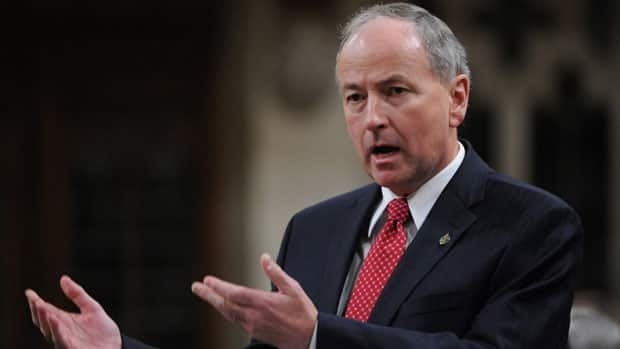 Justice Miniser Rob Nicholson defends his omnibus crime bill in the House of Commons. Debate on the bill at report stage began Tuesday.