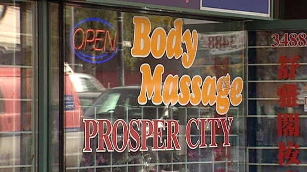 Illicit massage parlours are viewed as a haven for prostitution and human trafficking.