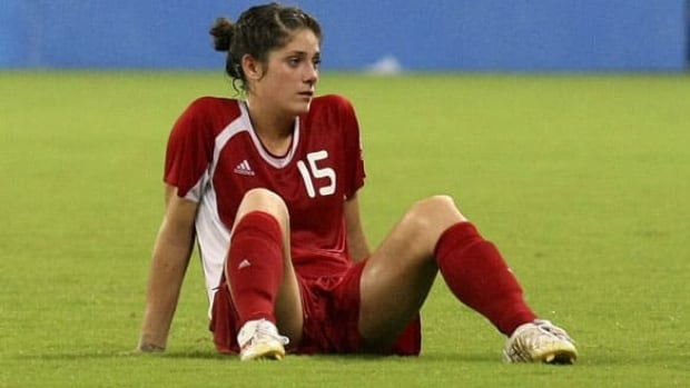The former national team star striker launched a comeback last March nearly two years after two torn ACLs forced her to walk away from the game at the age of 24.