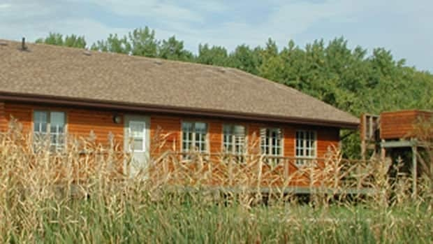 The Delta Marsh research facility on Lake Manitoba was hit by catastrophic flooding in the spring and damage was extensive.