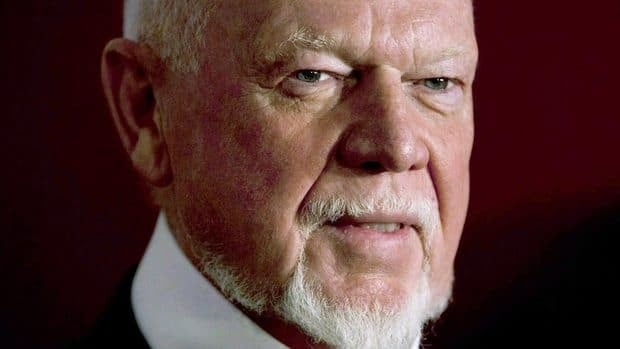 Don Cherry has been under fire for his comments about a group of former NHL enforcers.