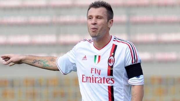 Italian international Antonio Cassano of AC Milan underwent minor heart surgery on Friday.