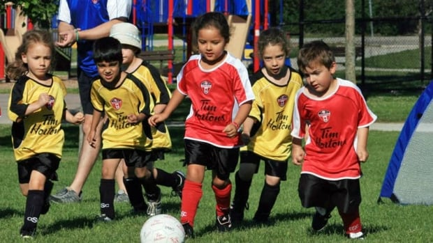 Canada features about one million people who register to play soccer each year but the sport is still seen primarily as an affordable recreational sport.