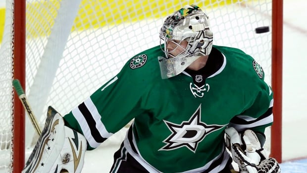 Jack Campbell was recalled from the Texas Stars of the AHL on Saturday, a day after Lehtonen was hurt in a 4-1 win over Winnipeg.