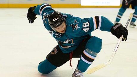 Thomas Hertl, San Jose Sharks