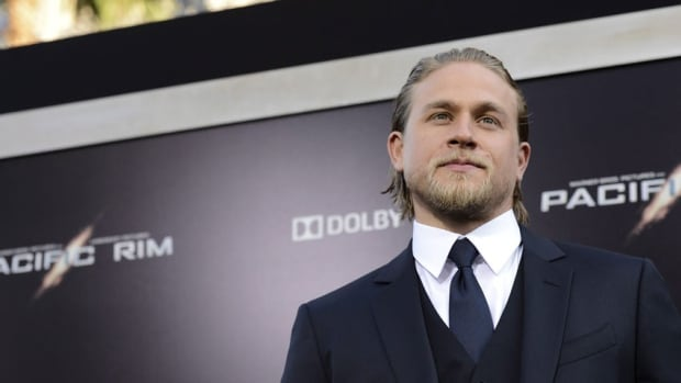 Sons of Anarchy star Charlie Hunnam will not coming to Newfoundland in February.