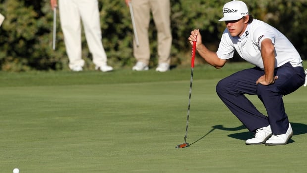 If Brooks Koepka wins the Frys.com Open, it would mean more than just a trip to the Masters. Koepka would earn a two-year exemption on the PGA Tour.