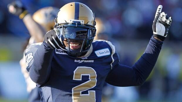 Defensive back Jovon Johnson and the Winnipeg Blue Bombers have many sources of motivation to beat the B.C. Lions in Sunday's Grey Cup.