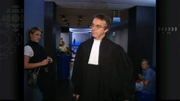 Montreal criminal lawyer Gilles Doré.