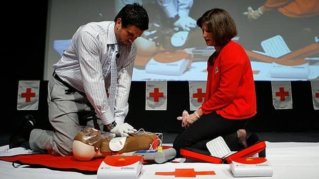 A group of emergency physicians is calling for tax exemptions for CPR education.