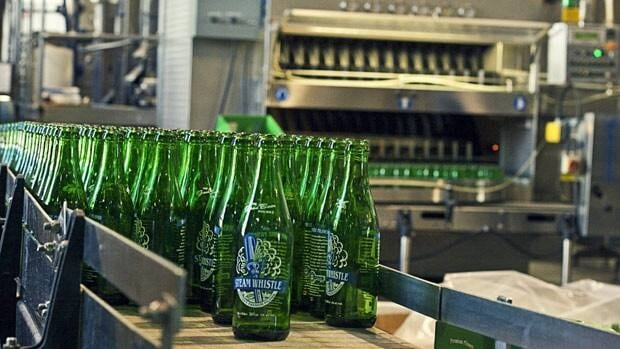 Craft breweries like Steam Whistle in Toronto have gradually been carving their niche in Canada's beer industry.