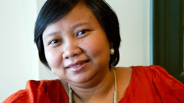 Human rights advocate Anis Hidayah works in Indonesia to protect domestics working overseas. She received a Human Rights Watch award for extraordinary activism in Toronto recently.
