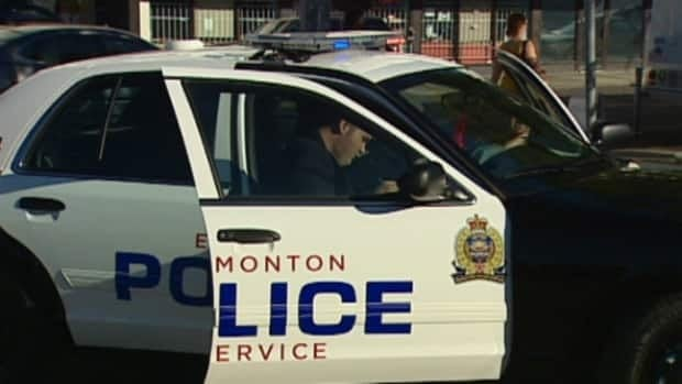 Edmonton police hope a return to the traditional black and white colour scheme will make their cars more identifiable.