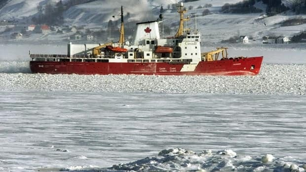 Part of the millions in funding for Arctic researchers will pay for the operation of the coast guard icebreaker Amundsen, which scientists use to access remote communities and study the North's environment.