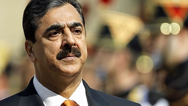 Prime Minister Yusuf Raza Gilani says claims by U.S. officials that his country's intelligence service was incompetent or complicit with al-Qaeda are 'absurd.'