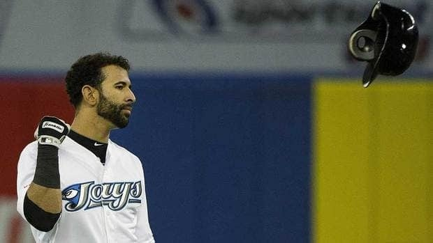Toronto Blue Jays right fielder Jose Bautista was nominated for the American League MVP, but was voted in third. Justin Verlander, a pitcher for the Detroit Tigers was crowned AL MVP earlier Monday afternoon.