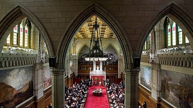 The Harper government's 2011 throne speech confirmed its intention to proceed with its campaign commitments on Senate reform.