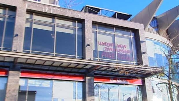 The fitness centre at Broadway and  Fir Street in Vancouver changed ownership in September but closed Nov. 30.