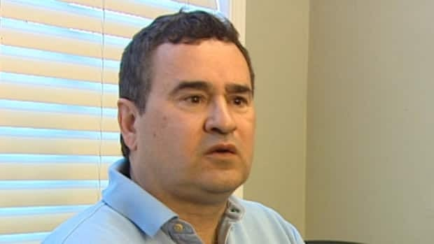 Former employment counsellor Peter Boyko is fighting to get his job with the province back after he was attacked in 2008.