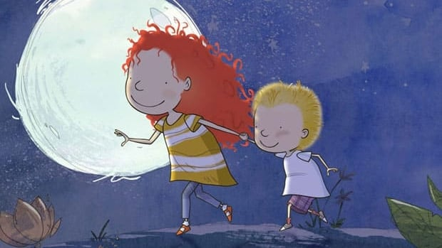 Canadian-made Stella and Sam was declared best program for children aged two and up at the Banff World Television Festival.