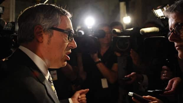 Treasury Board President Tony Clement has been under fire over his role in the G8 legacy fund.