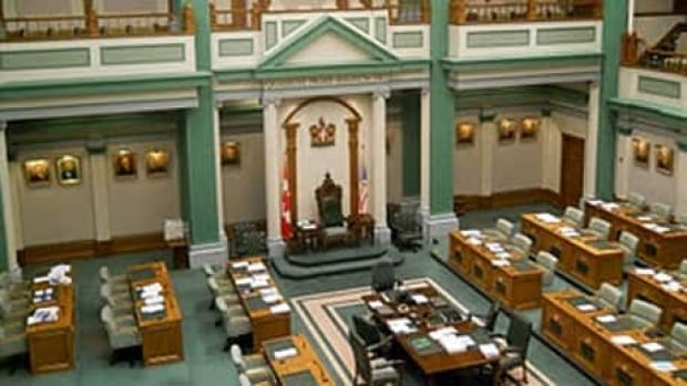 Newfoundland and Labrabrador's house of assembly is in St. John's.