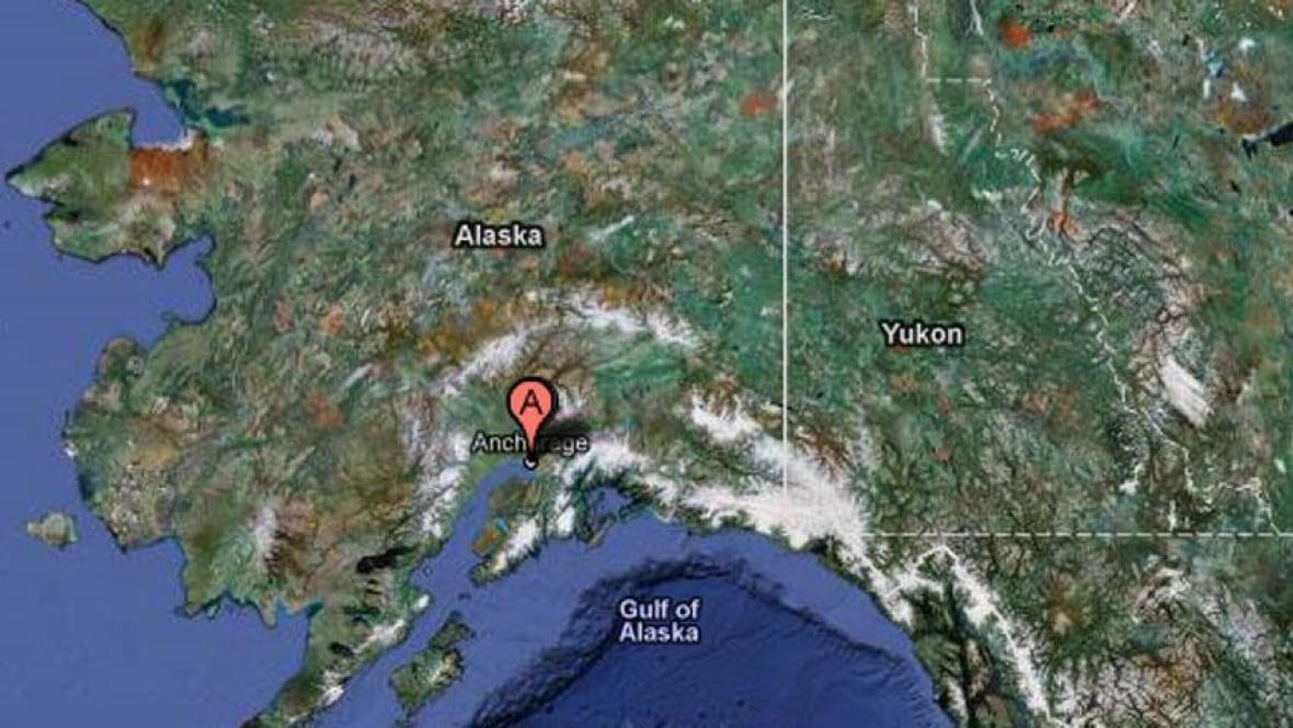 Alaskan Offshore Gas Platform Fire Environmental Risk