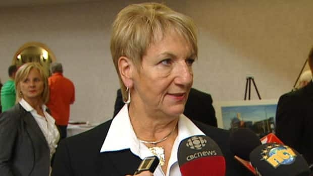 Premier Kathy Dunderdale says high-profile budget announcements are over.