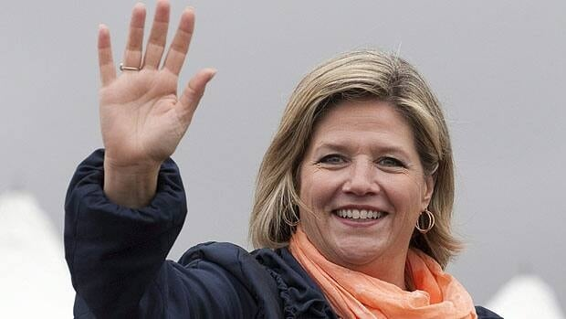NDP Leader Andrea Horwath says her party has a 'cautious and prudent and realistic' plan.
