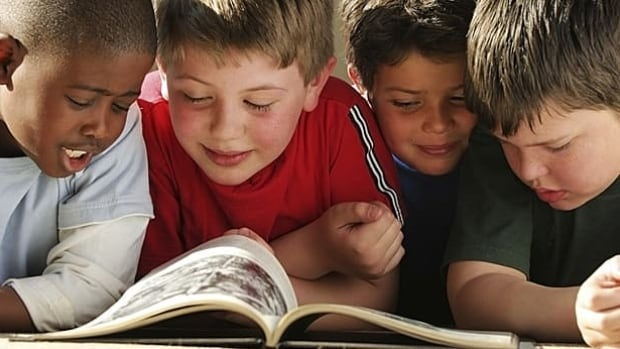 Children need to read for pleasure and not just to study, the report says.