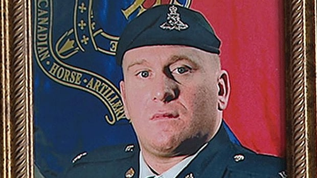 Quebec soldier Stéphane Legendre committed suicide after returning from Afghanistan in 2009.