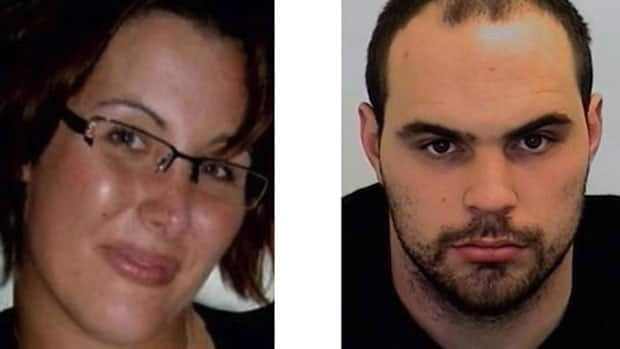 Bailey Zaveda and Kyle Weese are shown in these Toronto police handout photos. Weese received a 22-year sentence on Thursday for the shooting death of Zaveda outside Toronto's Duke of York Pub on Oct. 25, 2008.