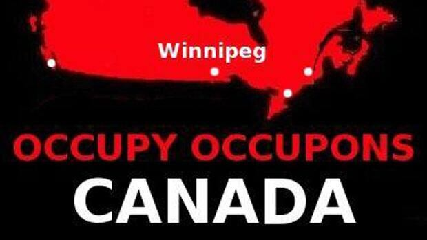 Occupy Winnipeg is set to start at 10 a.m. at the Manitoba legislature, followed by a march to Portage Avenue and Main Street.
