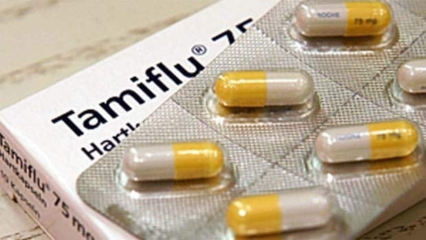 The effectiveness of Tamiflu is again being questioned, this time by a researcher at the University of British Columbia. (CBC)