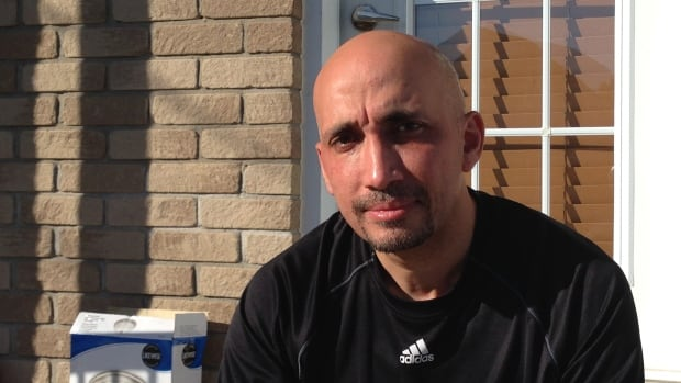 Ghassan Elgadi is asking the Canadian government to help his wife and three daughters leave Gaza, where the family has been stranded for more than two months.