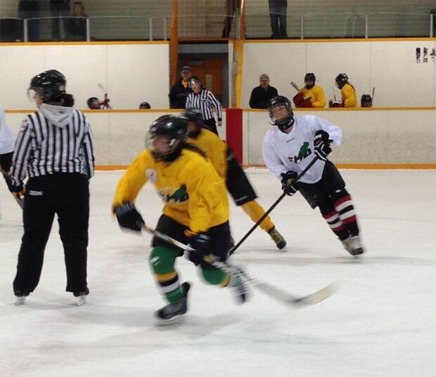 Longest Hockey Game - Sask