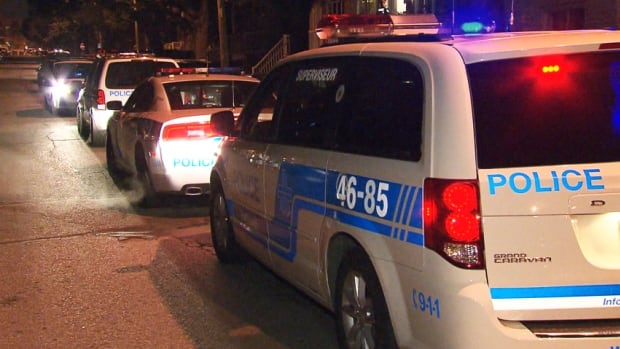 Montreal police are investigating a home invasion in Mercier, in Montreal's east end.