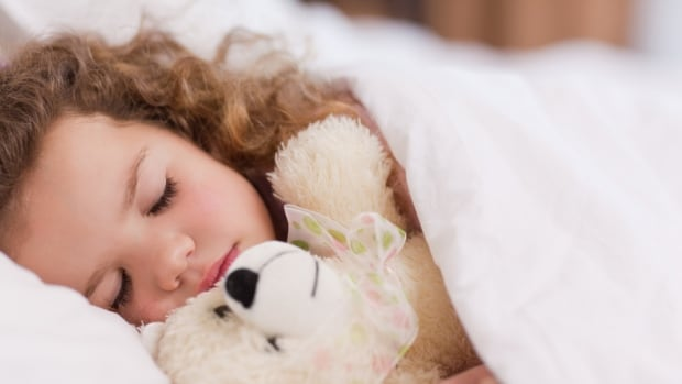 A new study in the Canadian Paediatric Society found that 70 per cent of children have trouble sleeping.