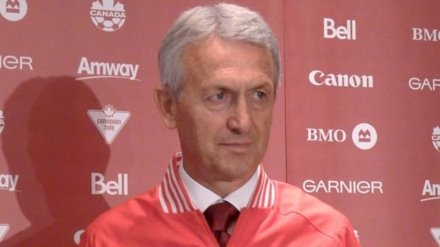 New Canada coach Benito Floro is trying to overhaul his team's style of play.