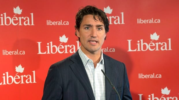 Liberal Leader Justin Trudeau proposed in June that Liberal MPs and senators start posting their expenses online by mid-October.