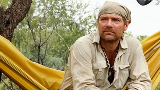 Les Stroud is famous for his work on the TV show Survivorman.