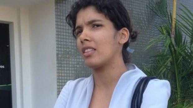 Oziene Barbosa went public in Brazil when her daughter went missing.
