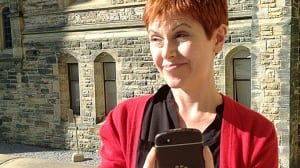 CBC.ca politics blogger Kady O'Malley chats weekly with readers on Wednesdays With @Kady.